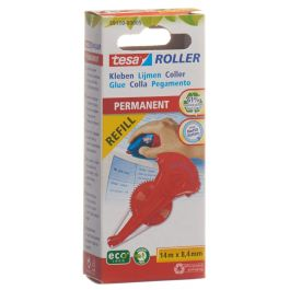 Tesa roller de colle 14mx8.4mm permanent cassette rechange ecoLogo box
