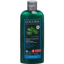 Logona Shampooing hydratant aloès bio 250 ml