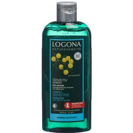 Logona Shampooing sensitif à l'acacia bio 250 ml