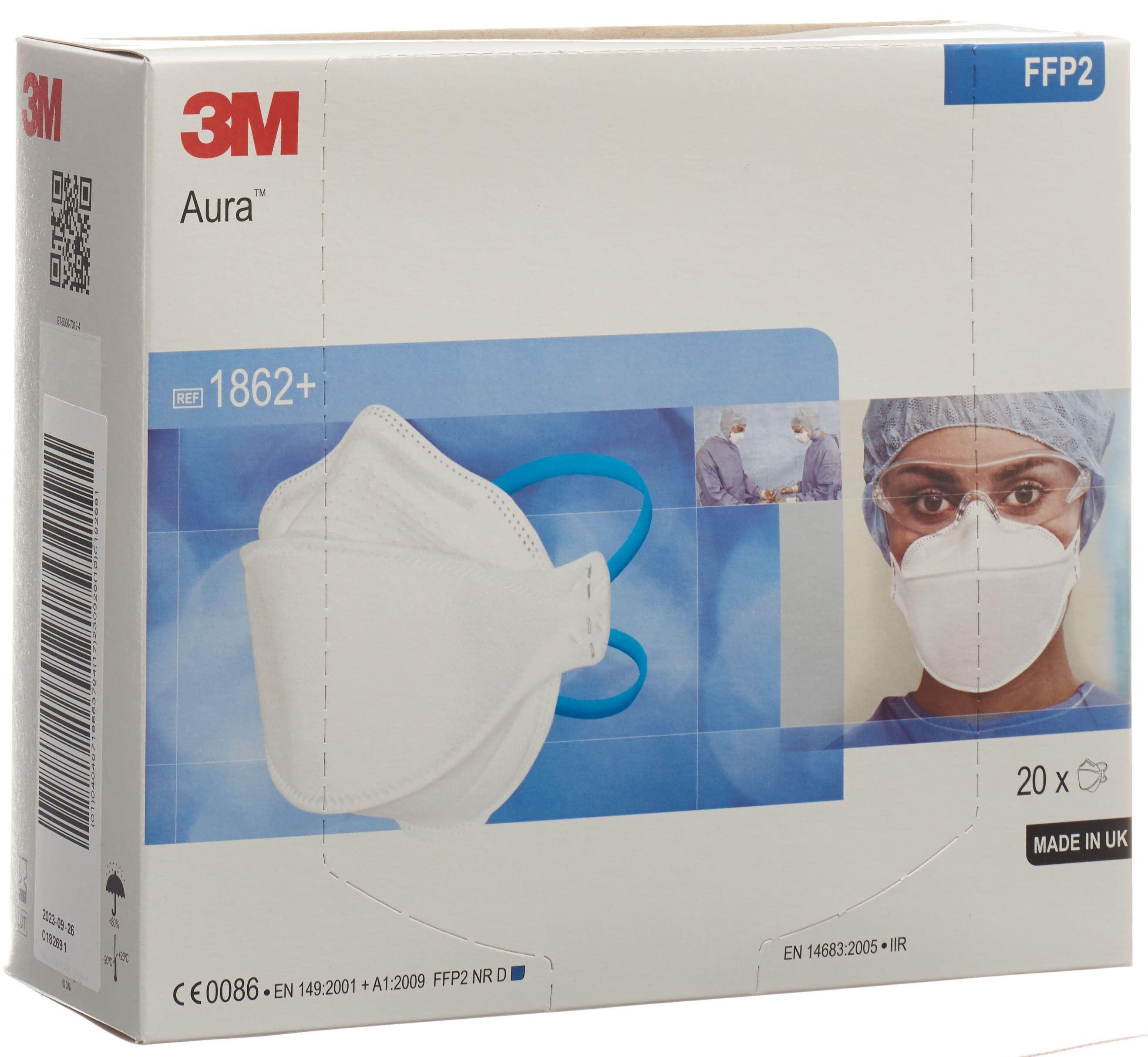 masque ffp 3m
