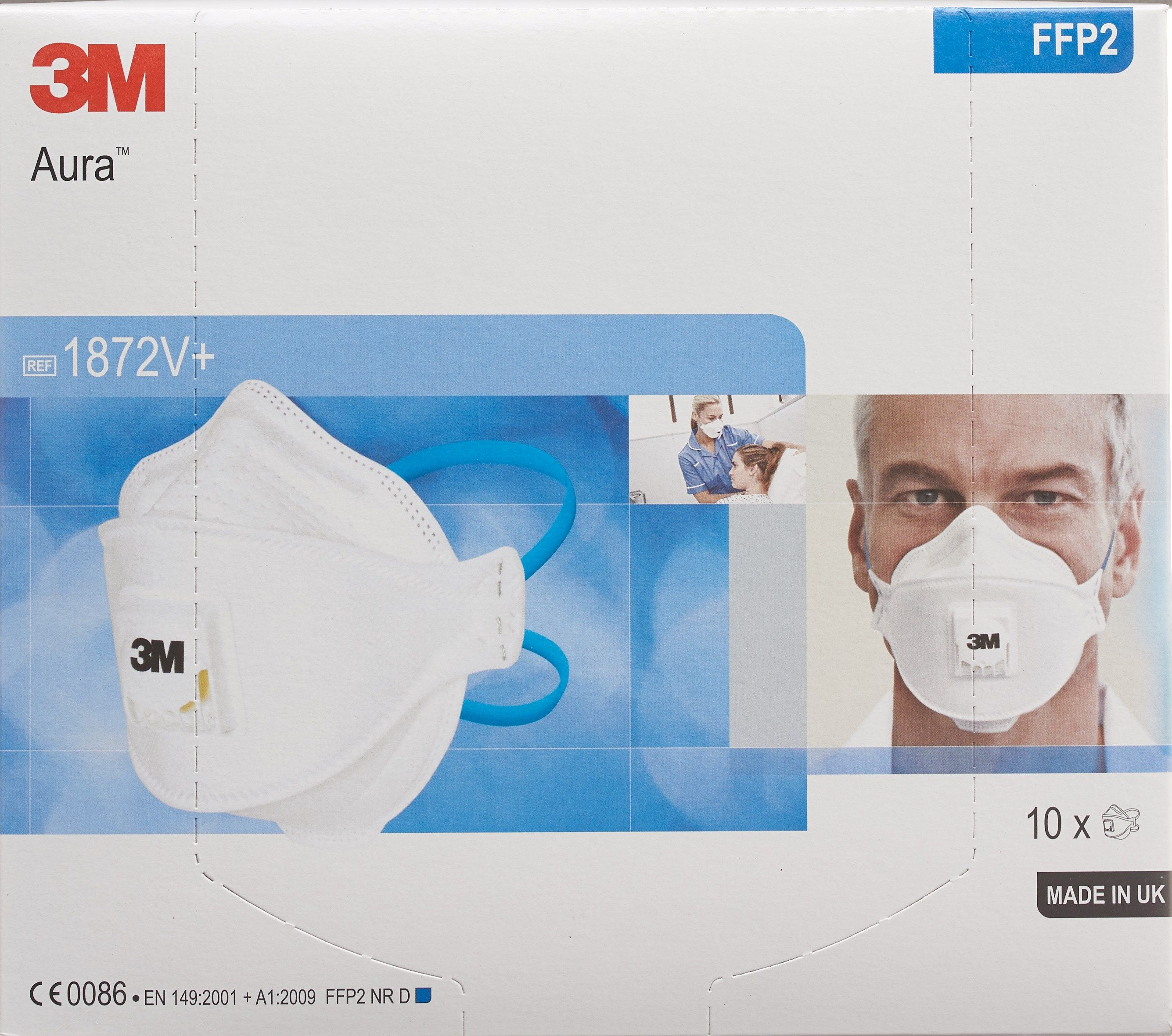 3m maske medizini