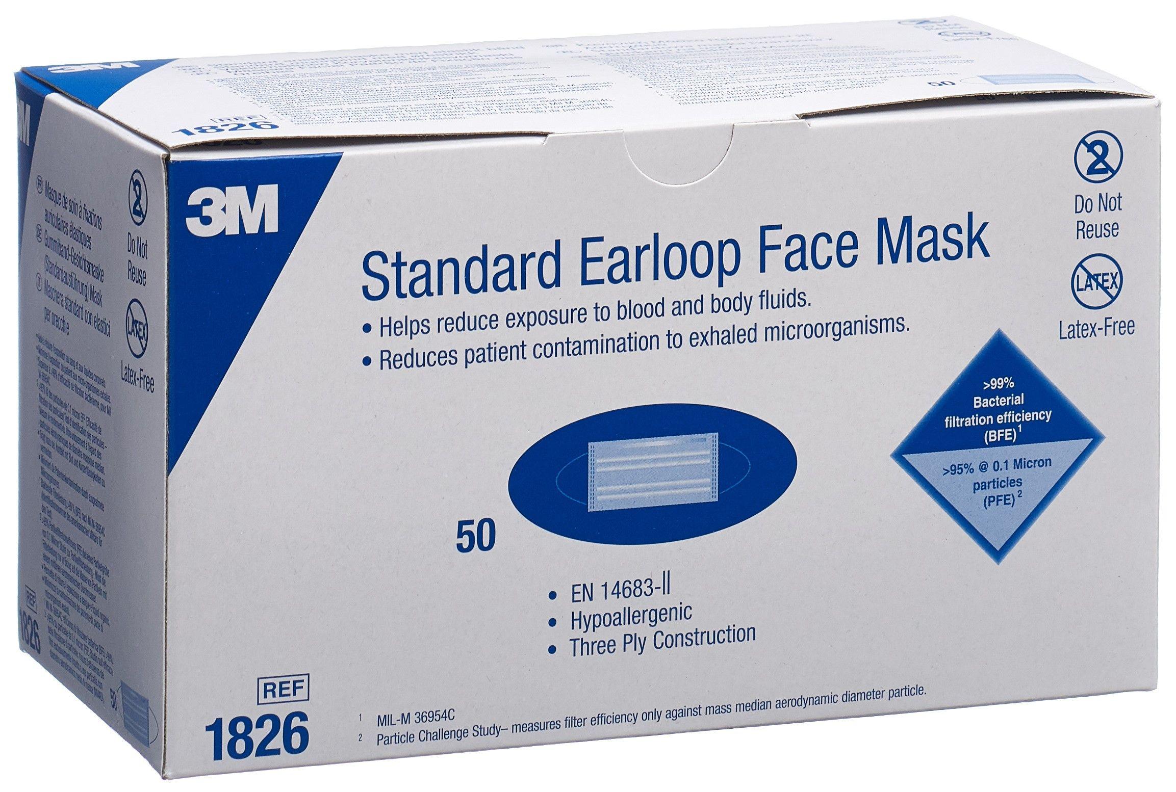 3m op maske