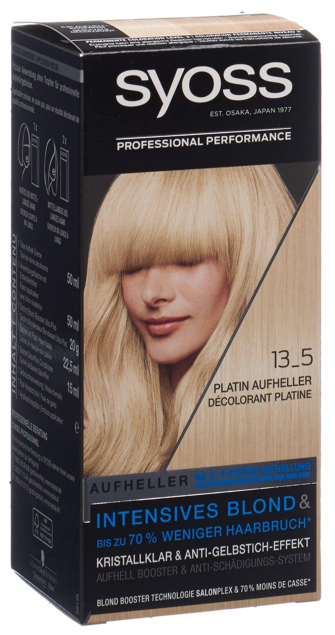 Aufheller für braunes haar