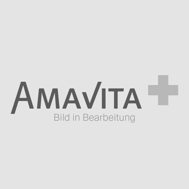 AMAVITA Beauty Lima per unghie zaffiro, nera, 13cm
