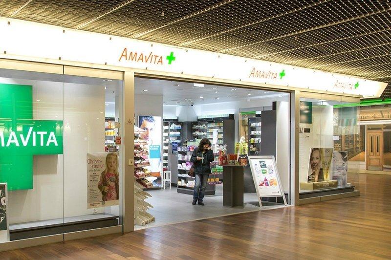 Apotheke Tivoli Amavita Gesundheit Schönheit