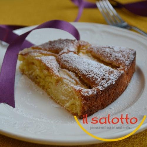 Safran-Apfelkuchen von il salotto