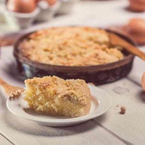 Apfelstreuselkuchen von Isabel