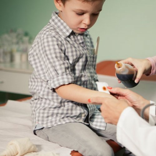 Medicare le ferite