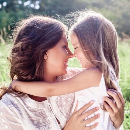 Junge Mütter