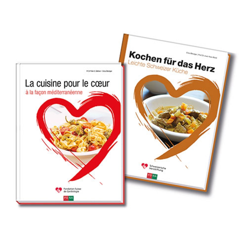 La cuisine pour votre coeur