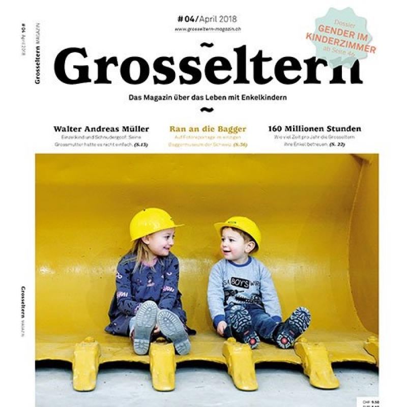"""""""Grosseltern"""" – das Magazin"""