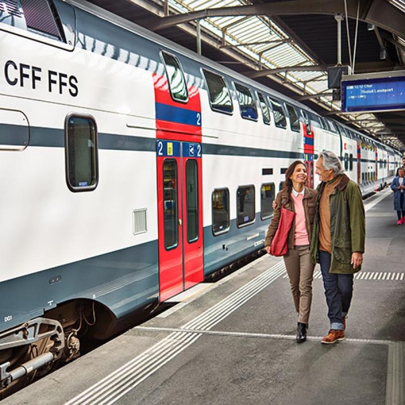 Entdecken Sie die Schweiz