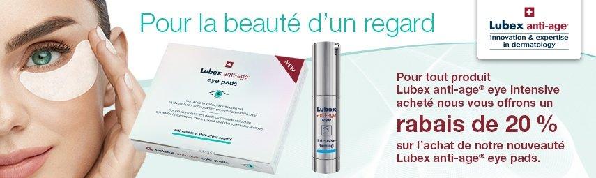 Lubex Anti-Age® Eye Pads