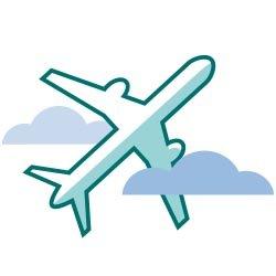 Avion aviophobie Icon