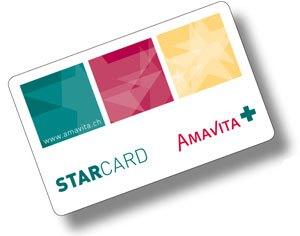 Hier die Starcard bestellen