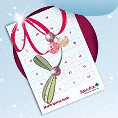 Calendario dell'Avvento Amavita
