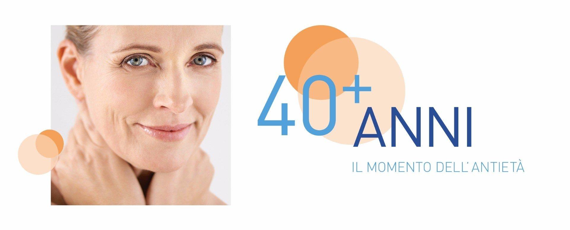 dermo-expert 40 anni