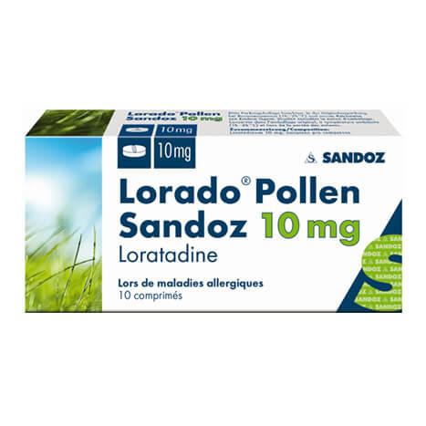 Sandoz Lorado Pollen